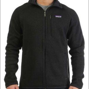 Patagonia Better Sweater Full Zip Black Men's